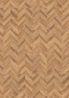 Golden Chevron Parquet | objectflor